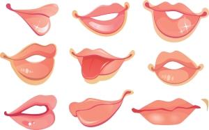 love affair- lips