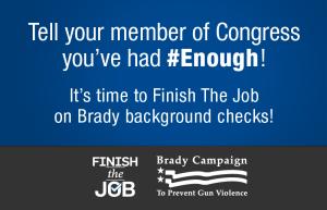 Brady #enough