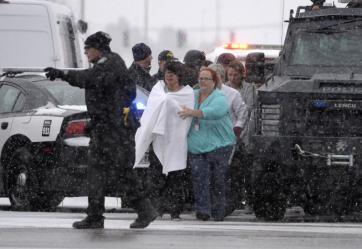 Colorado Springs Planned Parenthood Shooting