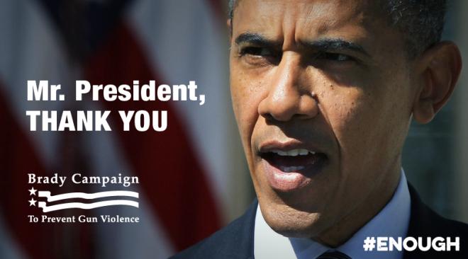 enough President Obama