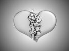 Divorce and death. Broken Heart