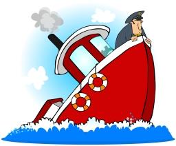 boatsink