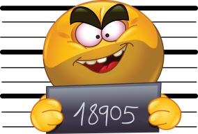 arrested-emoticon