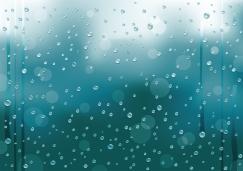 foggy:rainy