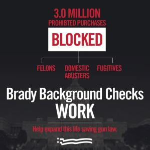 Background checks work