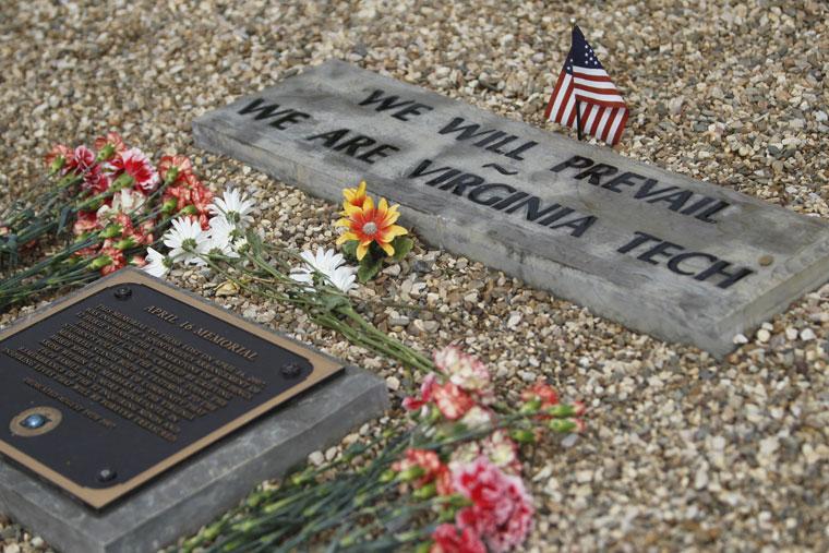 Virginia Tech Shooting Anniversary